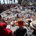 Hommage aux victimes de l'attaque de Nice, le 17 juillet. Valery Hache / AFP